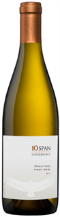 10 Span Vineyards Pinot Gris 2013 750ml -...